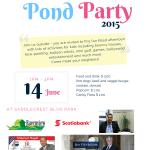 SRCA Pond Party